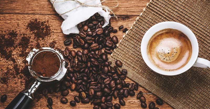 café tostado ligero
