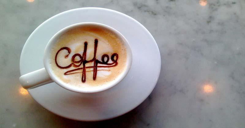 Detalles para beber café como un profesional