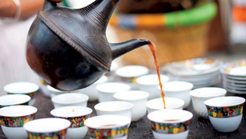 CAFÉ DE ETIOPÍA