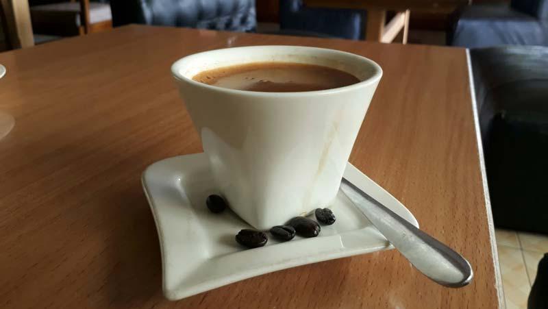 CAFÉ DE RUANDA