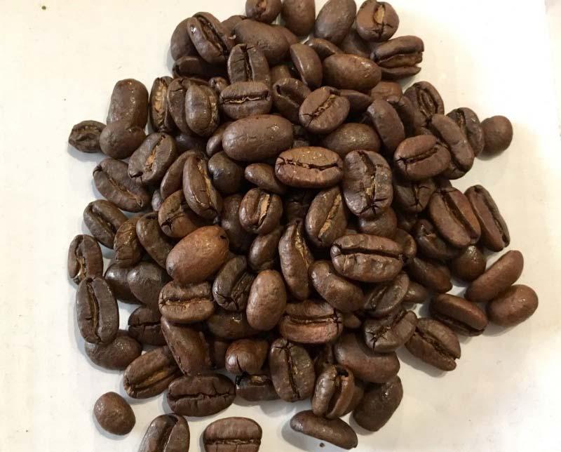 acidez del café