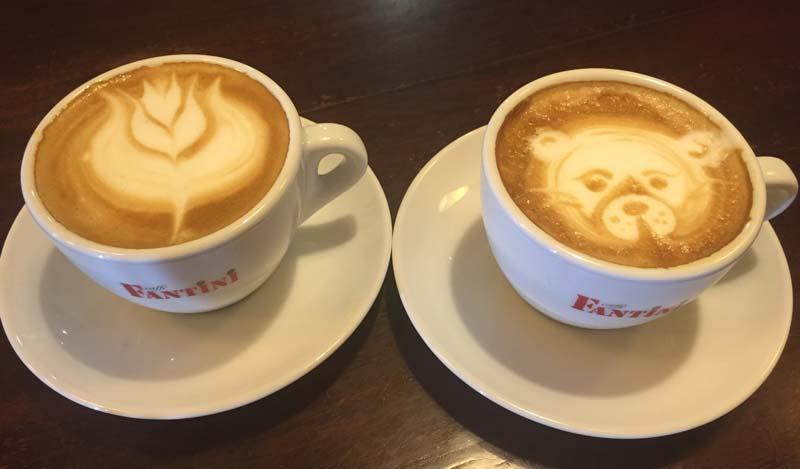 Cómo hacer un café con leche