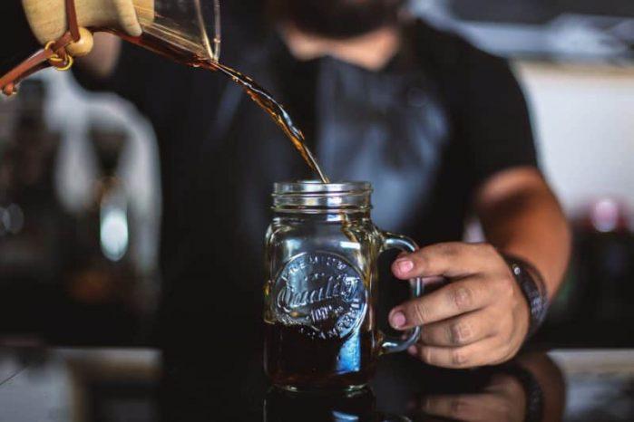 Beneficios del café frío colado