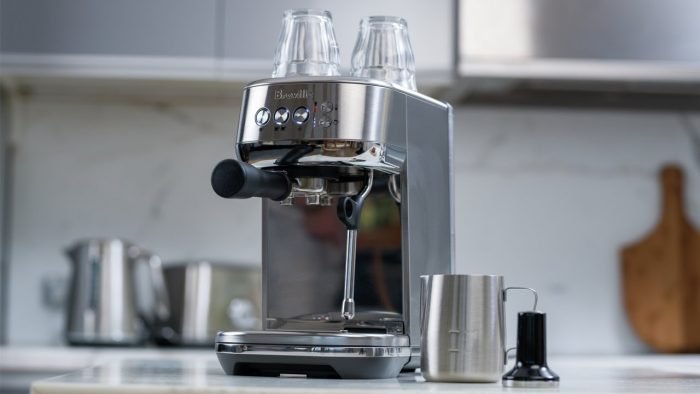 Cafetera Breville Bambino Plus