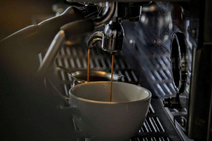 máquina de café expreso Jura