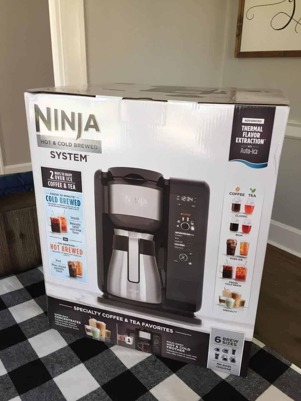 Revisión del sistema Ninja Hot and Cold Brewed: una máquina que lo hace todo