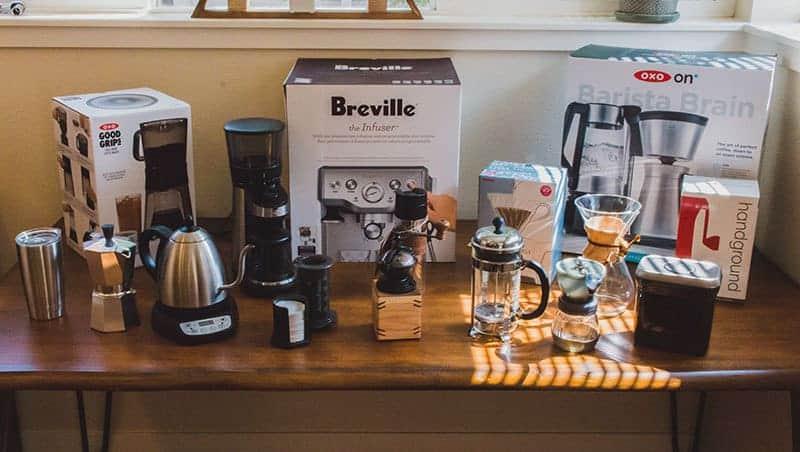 Más de 60 mejores regalos para los amantes del café [Ideas creativas para 2020]